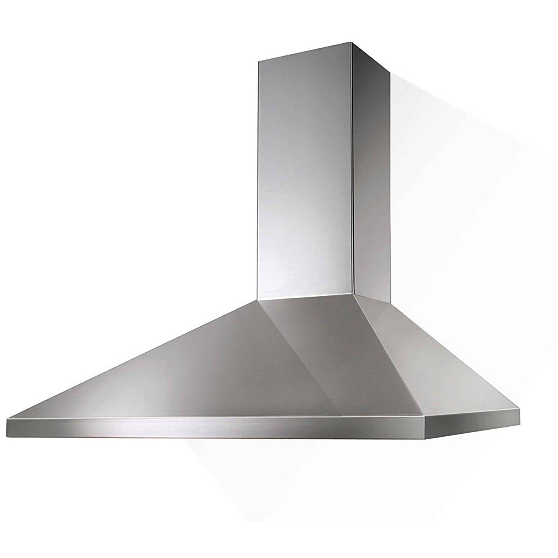 Flaminia Cappa Cucina Aspirante Parete 60 cm x 47 cm Acciaio EGEA X ...
