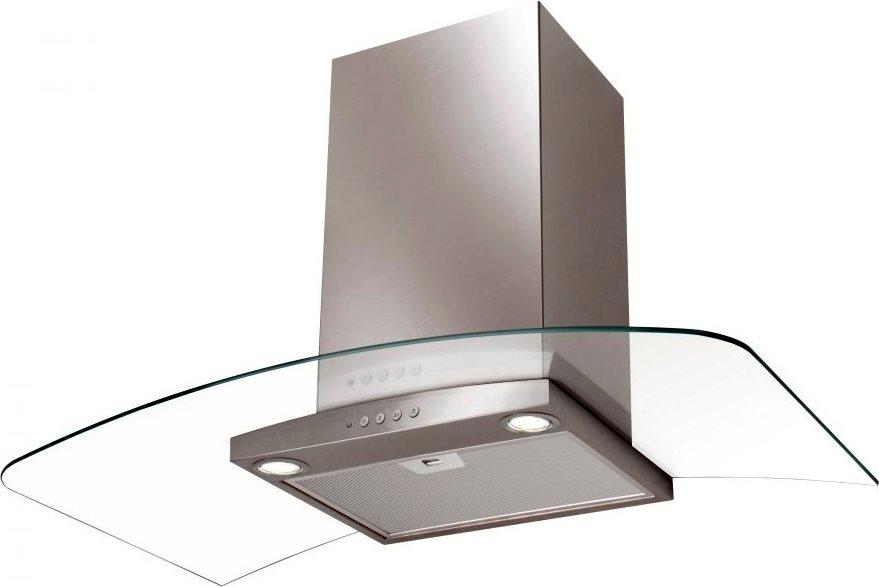 Dettagli su Faber Cappa Cucina Aspirante Parete 90 cm P 47 cm Inox Ray X/V  A90