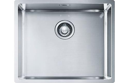 Lavello Cucina 1 Vasca Acciaio Inox Franke 54 cm 127.0369.282 BXX ...