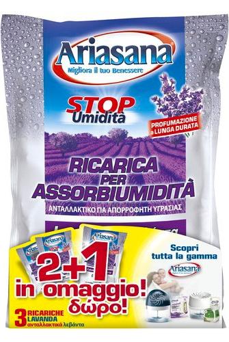 Ricarica per Deumidificatore Henkel Ariasana Busta da 450Gr