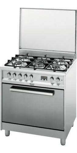 Hotpoint ariston cucina a gas 5 fuochi forno elettrico for Cucina hotpoint ariston