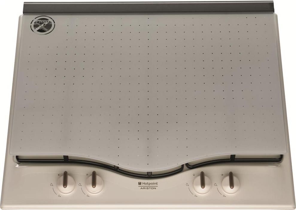 Hotpoint Ariston Coperchio Piano Cottura 60 cm Modelli PC Bianco ...