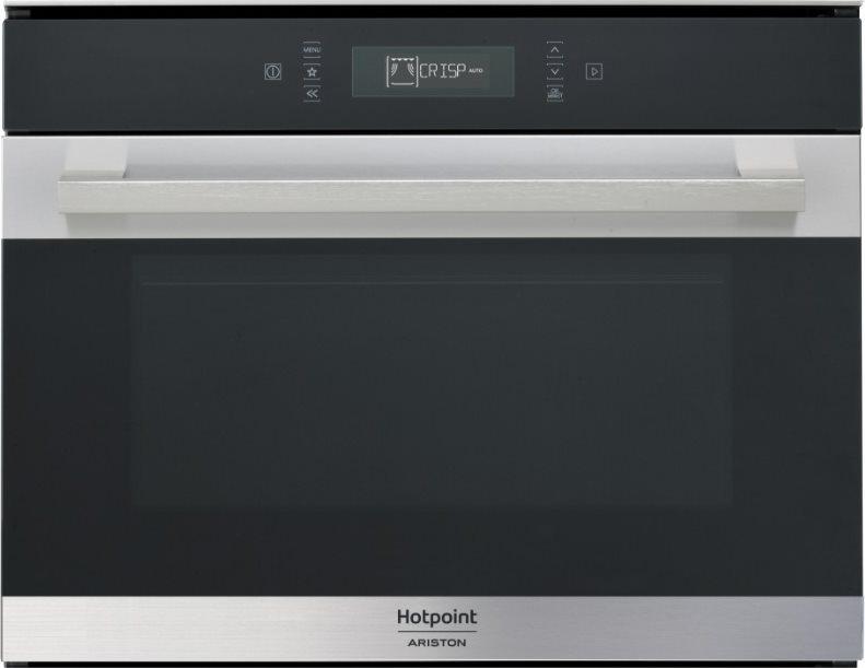 Forno Microonde Incasso Combinato Ventilato 40 Litri Hotpoint ...