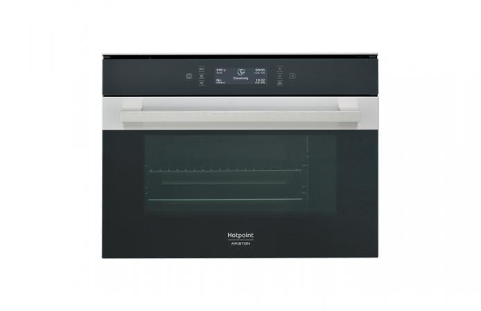 Forno Incasso Ariston Hotpoint Combinato Vapore 34L 60 cm Nero ...