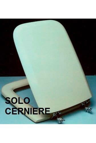 Cerniere copriwater ideal standard tavoletta wc colore for Copriwater conca ideal standard originale