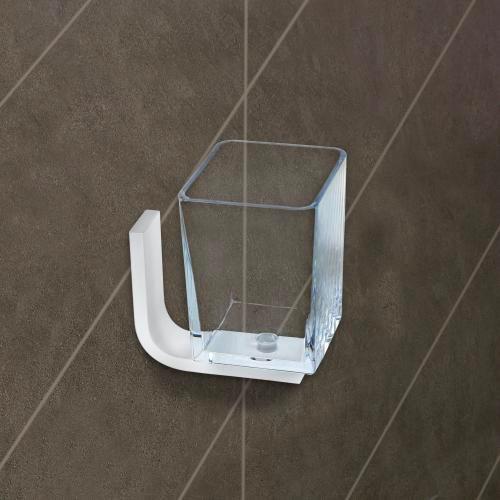 Accessori Bagno Koh I Noor Prezzi.Bicchiere Porta Spazzolini Accessori Bagno Alluminio Koh I Noor 6018v Materia Ebay