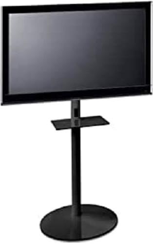 Mobili Porta Tv Lc.Mobile Tv Nero Design Supporto Tv Fino A 50 Peso Max 40 Kg L C