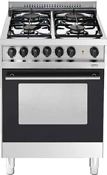 Lofra Cucina A Gas Con Forno Elettrico Multifunzione 60x60 Inox D66smf Venezia Ebay