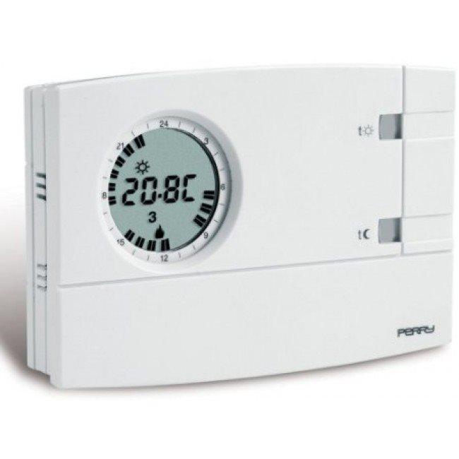 Cronotermostato digitale settimanale termostato ambiente for Termostato perry vecchio modello