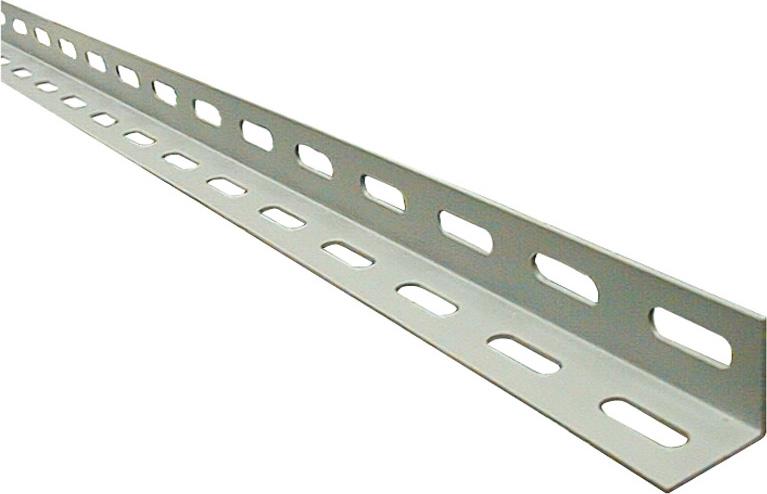 Angolari In Ferro Per Scaffali.Angolare Ferro Per Scaffali Lunghezza 300 Cm Grigio Prometal
