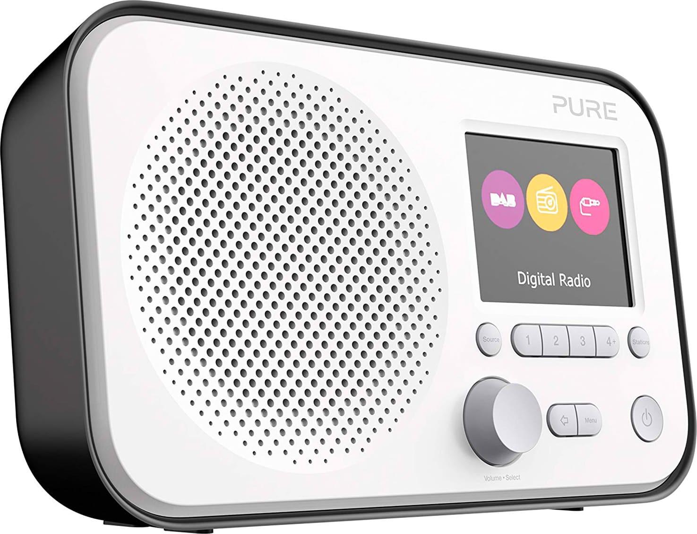 radio portatile digitale dab dab display colori bass reflex pure elan e3 ebay. Black Bedroom Furniture Sets. Home Design Ideas