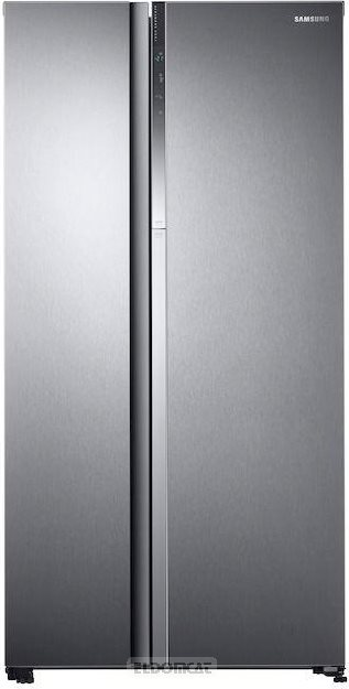 Samsung Frigorifero Americano Side by Side 656 Lt A++ No Frost Inox ...