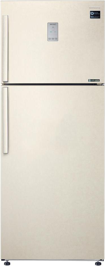 Frigorifero Samsung No Frost Frigo Doppia Porta 516 Litri A++ Sabbia ...