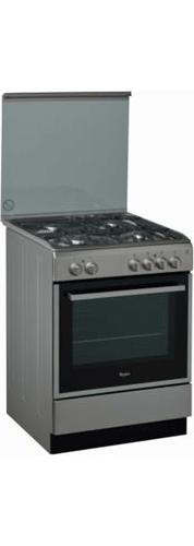 Whirlpool cucina a gas 4 fuochi forno elettrico ventilato 60x60 cm acmk6332 ix ebay - Forno ventilato whirlpool ...