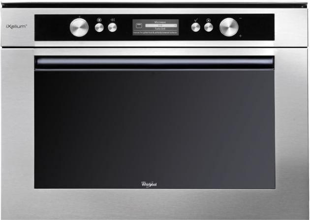 Forno microonde incasso whirlpool combinato ventilato 40 litri grill amw698ixl ebay - Forno incasso combinato ...