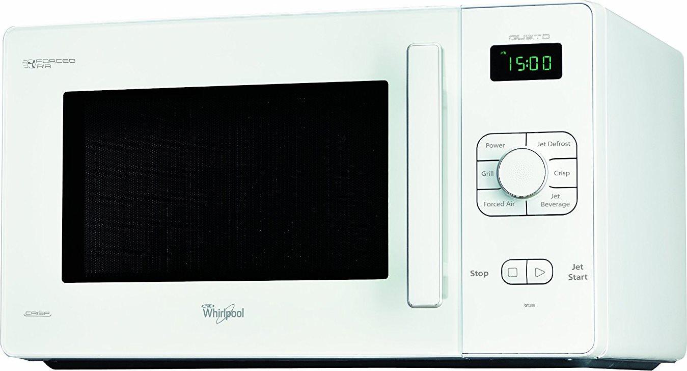 Whirlpool forno fornetto microonde combinato grill e crisp - Forno e microonde insieme whirlpool ...