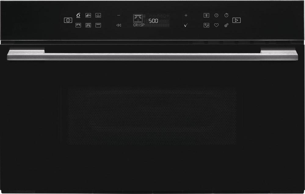 Dettagli su Forno Microonde Incasso WHIRLPOOL Combinato con Grill 31 Litri  60 cm W7 MD440 NB