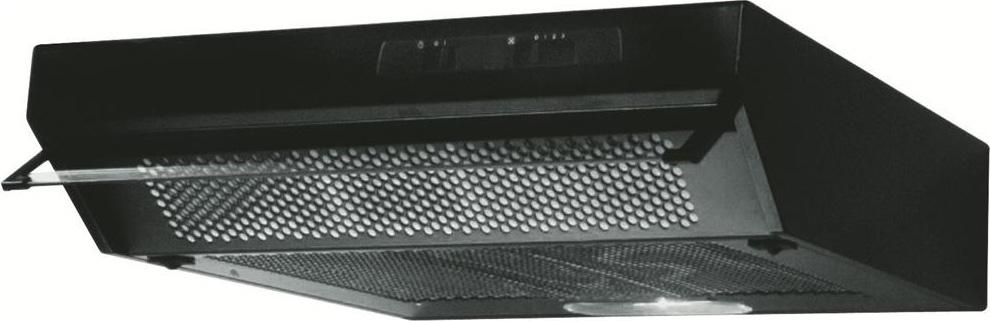 Whirlpool cappa cucina aspirante incasso sottopensile 60 cm nero wslel65ask ebay - Cappa cucina sottopensile ...