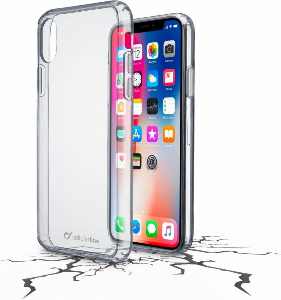 Cellularline Clear Touch - iPhone 7 Custodia trasparente che