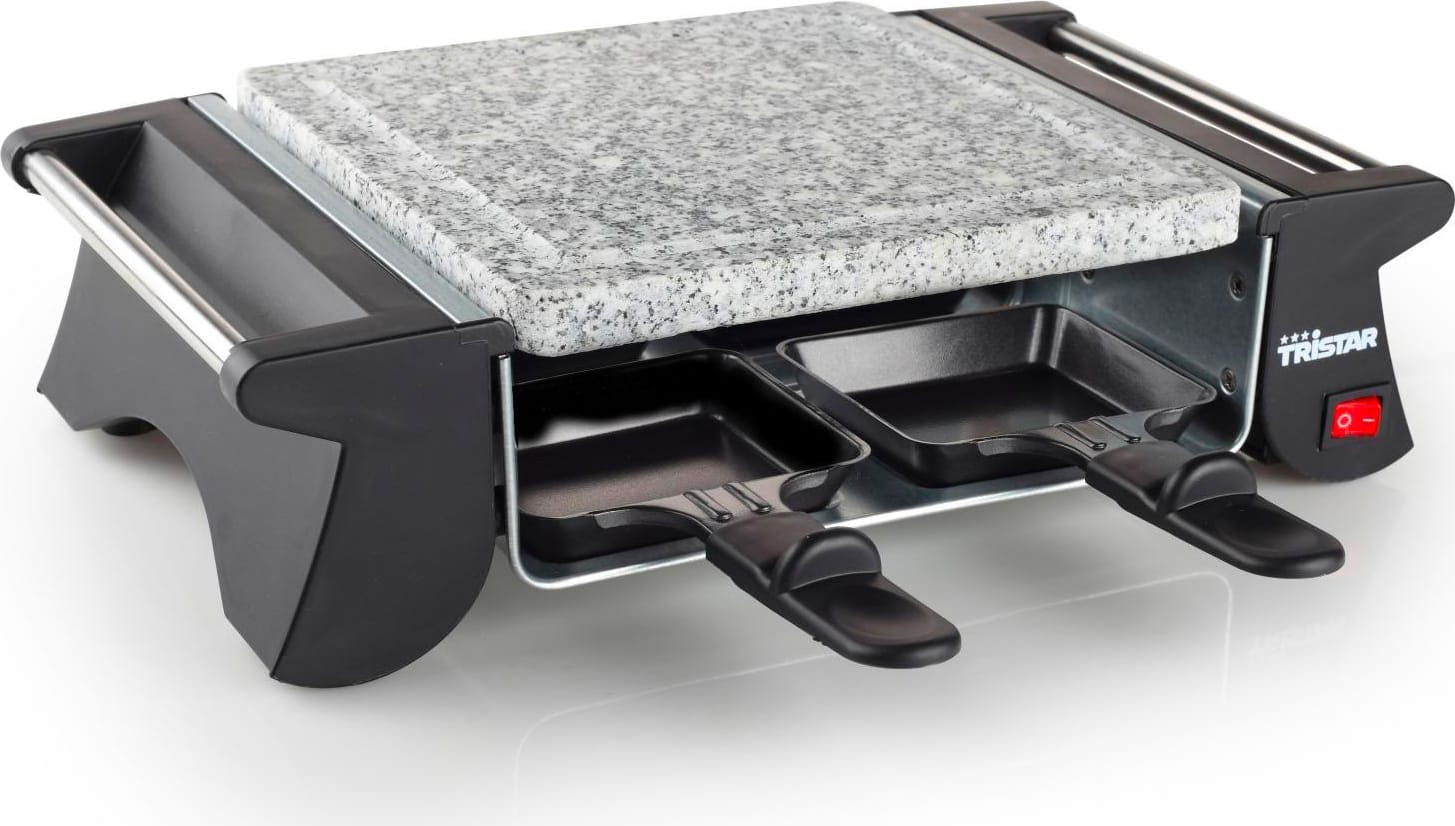 Tristar RA-2990 Raclette Grill a Pietra
