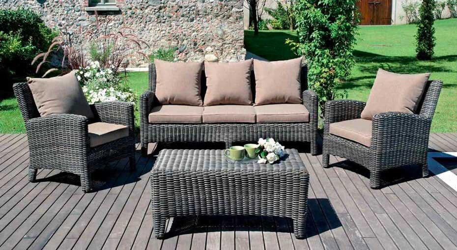 Arredo giardino offerte online e sconti prezzoforte for Offerta mobili