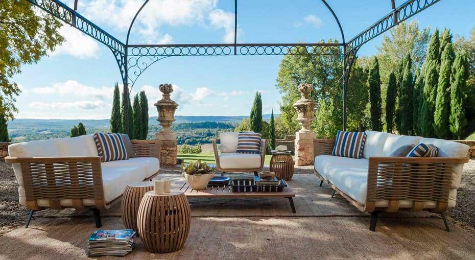 Arredo giardino offerte online e sconti prezzoforte for Offerte divani esterno