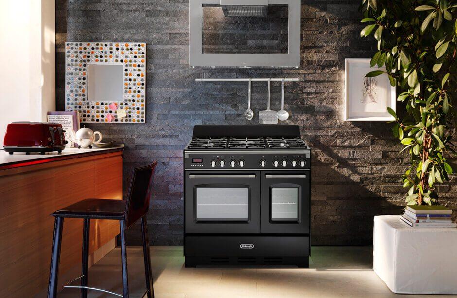 Cucine a gas e cucine elettriche a prezzi scontati for Cucina 5 fuochi 70x60