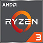 Processore Amd Ryzen 3