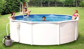 Piscine fuori terra offerte special e prezzi prezzoforte - Offerte piscine fuori terra ...